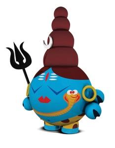 Shiva Toy Art
