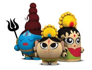 Toy Art da Índia