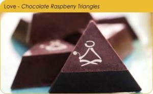 Chocolates e boas intenções