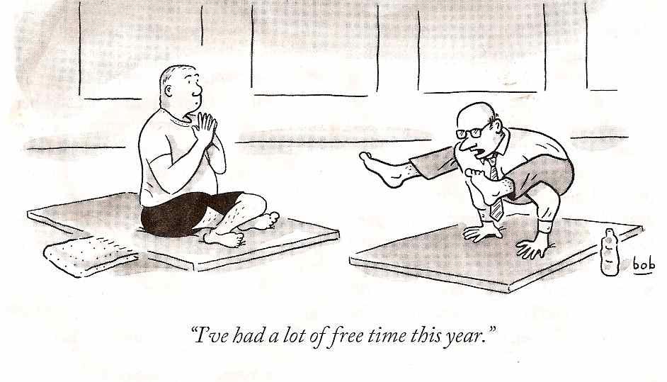 Yoga na crise